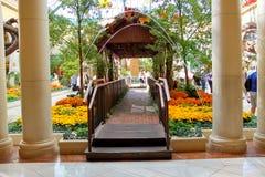 Гостиница Bellagio в Лас-Вегас стоковая фотография