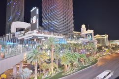 Гостиница Bellagio и казино, район метрополитена, город, метрополия, городская местность стоковое изображение rf