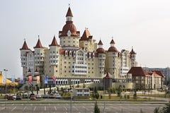 Гостиница Bogatyr в Сочи Стоковые Изображения