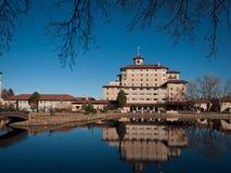 Гостиница Broadmoor стоковое изображение