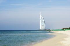 гостиница burj al арабская Стоковое фото RF