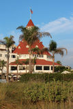 Гостиница Del Coronado, Калифорния Стоковое фото RF