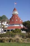 Гостиница Del Coronado стоковое фото rf