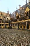 гостиница dieu Стоковое Изображение