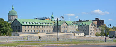 Гостиница-Dieu de Монреаль Стоковая Фотография RF