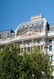 Гостиница Gallia эксцельсиора Стоковые Фото