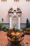 гостиница havana двора старая стоковые изображения