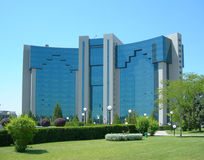 гостиница interkontinental tashkent uzbekistan Стоковое фото RF
