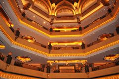 Гостиница Jumeirah Стоковое Изображение
