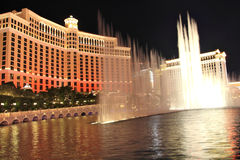 гостиница Las Vegas bellagio Стоковые Фото