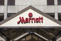 Гостиница Marriott стоковые изображения