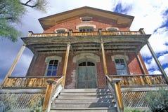 Гостиница Meades, Bannack, MT Стоковые Фотографии RF