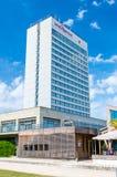 Гостиница Mercure в городе Потсдама стоковое фото