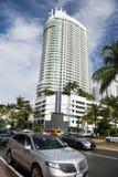 гостиница miami пляжа стоковая фотография