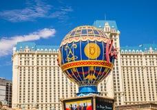гостиница paris казино Стоковое фото RF