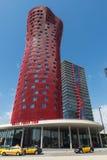 Гостиница Porta Fira, Барселона Стоковые Изображения
