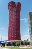 Гостиница Porta Fira, Барселона Стоковые Фотографии RF