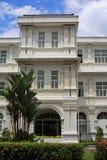 гостиница raffles singapore Стоковые Изображения