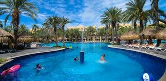 Гостиница RIU Санта-Фе на Cabo San Lucas, Мексике Стоковое Фото