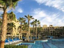 Гостиница RIU Санта-Фе на Cabo San Lucas, Мексике Стоковые Фото