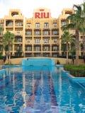 Гостиница RIU Санта-Фе на Cabo San Lucas, Мексике Стоковое Изображение RF