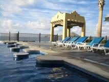 Гостиница RIU Санта-Фе на Cabo San Lucas, Мексике Стоковые Фотографии RF