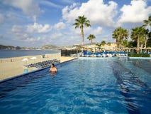 Гостиница RIU Санта-Фе на Cabo San Lucas, Мексике Стоковые Изображения