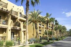 Гостиница RIU Санта-Фе на Cabo San Lucas, Мексике Стоковое Изображение