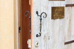 гостиница s двери Стоковое Фото