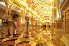гостиница s колоннады venetian Стоковые Фотографии RF