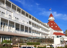 гостиница san diego del coronado Стоковые Фотографии RF