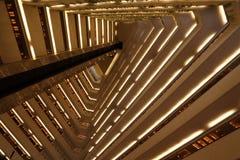 Гостиница Sheraton в Doha, Катаре Стоковое Изображение