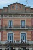 Гостиница SuÃs в Sant Celoni-Каталонии Стоковое Фото