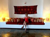 Гостиница Vritomartis стоковые фотографии rf