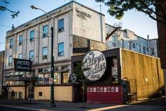 Гостиница Waverly и комната Торонто серебряного доллара Стоковые Фотографии RF