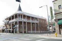 Гостиница Weatherford flagstaff Аризоны Стоковые Изображения RF