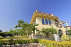 Гостиница Xiamen diyuan Виктории, саман rgb Стоковые Фотографии RF