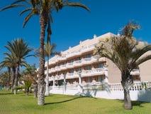 Гостиницы курорта способа Tenerife Стоковые Изображения