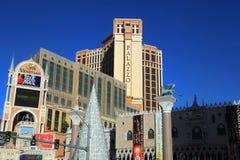 Гостиницы Лас-Вегас Стоковые Фотографии RF