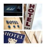 гостиницы Стоковая Фотография