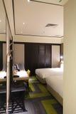 Гостиничный номер, гостиница Aerotel, Сингапур Стоковое фото RF