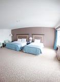 гостиничный номер просторный Стоковое фото RF