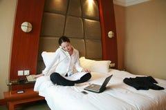 гостиничный номер Стоковое фото RF