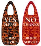 Гостиничный сервис Стоковая Фотография