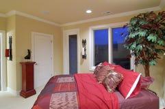 гость bedroom3 Стоковые Изображения