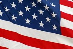 государства флага соединили Стоковая Фотография