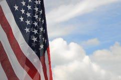 государства флага соединили Стоковые Фото