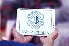 Государственный банк Италии, ` Италия Banca d, логотип Стоковая Фотография