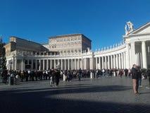 Государство Ватикан Рим стоковая фотография rf