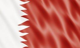 государство флага Бахрейна Стоковые Фотографии RF